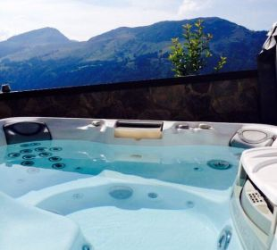 Privater Whirlpool Maierl-Alm & Chalets
