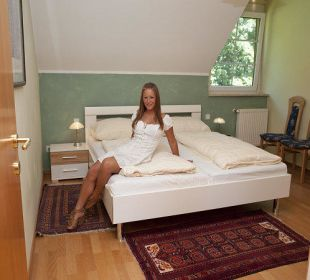 Schlafzimmer Hotel Kärntnerhof