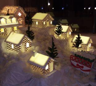 Sypło śniegiem Brayka Bay Resort