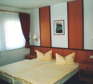 Hotelapartment / Schlafzimmer Aparthotel Leuchtfeuer