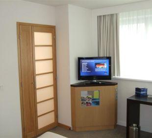Zugang zum Bad Hotel Novotel Wien City