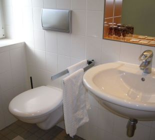 Badezimmer Hotel am Froschbächel