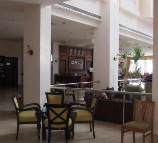 Lobby Hotel Tropicana Azure Club