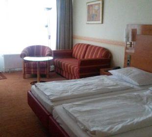 Betten mit Sitzecke Carat Golf & Sporthotel Residenz