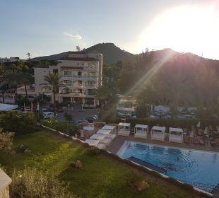 Pool Hotel Serrano Palace