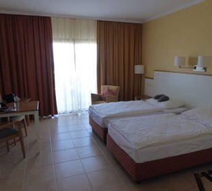 Wohnbereich Hotel Luz Del Mar