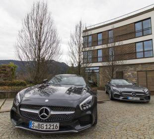 AMG GT zum leihen Kempinski Hotel Berchtesgaden