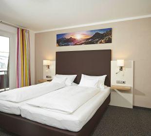 FeWo Schneefink, Schlafzimmer Schwandenhof Ferienwohnungen