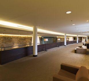 Zugang zu den Zimmern Kempinski Hotel Berchtesgaden