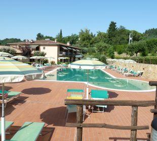 Pool vorne Hotel Sovestro