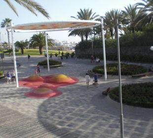 Wurde alles neu gestaltet die Promenade Gran Tacande Wellness & Relax Costa Adeje