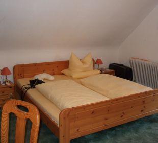 Kleineres Zimmer Hotel Waldeck