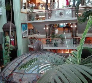 Lobby Adrián Hoteles Jardines de Nivaria