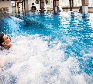 Neues Hallenbad mit Massage-Düsen Hotel Prinz - Luitpold - Bad
