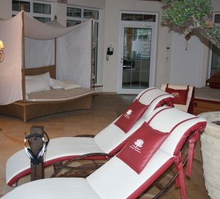 Ruheraum am Pool Luxury DolceVita Resort Preidlhof