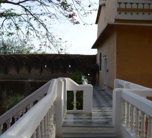 In der Anlage Hotel Deogarh Mahal