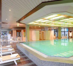 Poolbereich Maritim Hotel Bremen