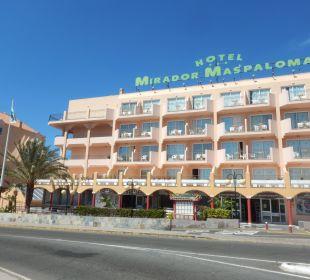 Główny budynek Hotel Mirador Maspalomas Dunas