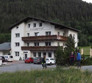 Mooie ligging. Gasthof Inntalerhof