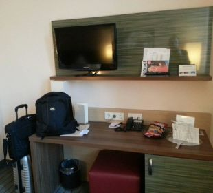Arbeiten ist möglich NOVINA HOTEL Tillypark