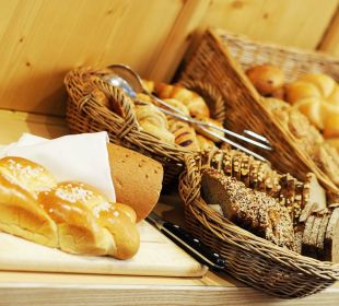 Frühstücksbuffet Hotel Alp Larain