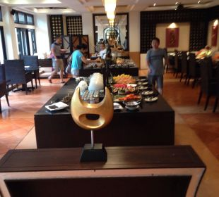 Frühstück Anantara Bophut Resort & Spa