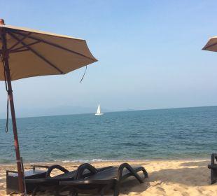 Einfache Liegen Samui Buri Beach Resort & Spa