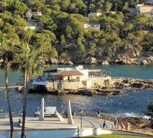Insel am Strand Olimarotel Gran Camp de Mar