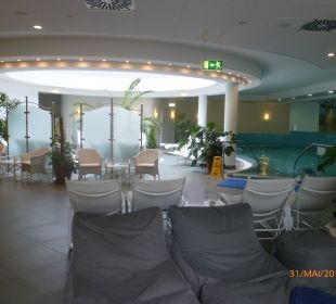 Wellnessabteilung Grand Hotel Binz by Private Palace Hotels & Resorts