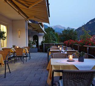 Terrasse Schwandenhof Ferienwohnungen
