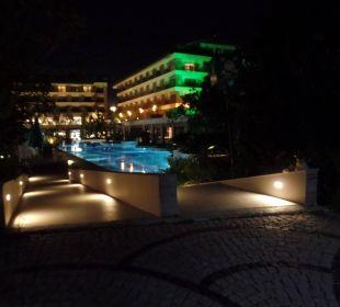 Blick auf die Ruheoase Sensimar Side Resort & Spa