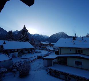 Ausblick aus Wohnung 9 Oberstdorfer Ferienwelt