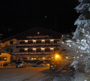 Das Licht macht die Stimmung Hotel Hubertushof