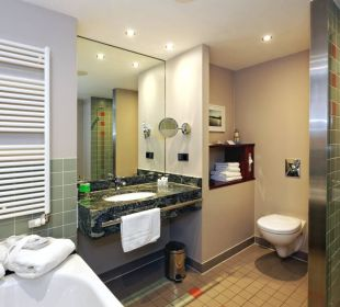 Bad Doppelzimmer Superior AKZENT Hotel Kaliebe