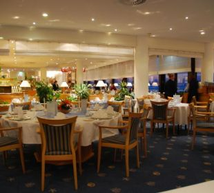 Speisesaal Hotel Neptun