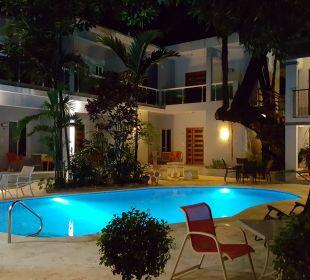 Pool Hotel Casa Valeria