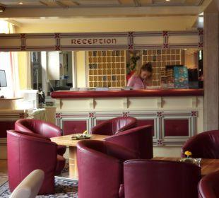 Hotelhalle+Reception Hotel Katschberghof