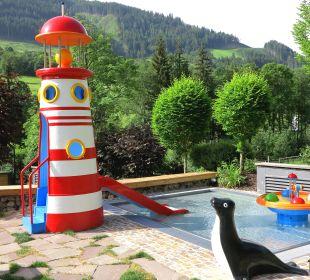 Kinderpool Gartenhotel THERESIA