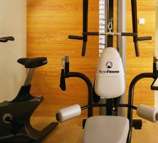 Fitness Room K+K Hotel Elisabeta