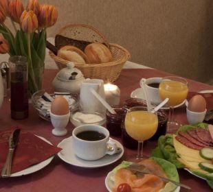 Frühstück Pension Am Park
