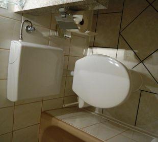 Toilette Ringhotel Roggenland