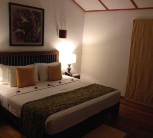 Zimmer bei der Ankunft Hotel Ranweli Holiday Village