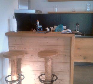 Tolle Küche im Chalet Maierl-Alm & Chalets