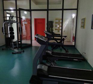 Fitnessraum Hotel Klee