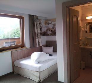Einzelzimmer  Olympia Relax Hotel Leonhard Stock