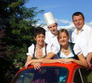 Familie Hofer Hotel Alpenhof Passeiertal
