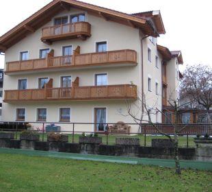 Hauptgebäude Kurhotel Falter