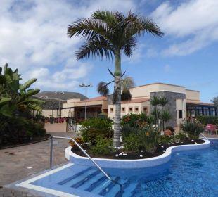 Aussenbereich Hotel Luz Del Mar