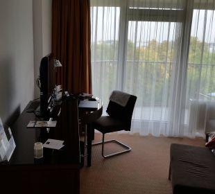 Wohnbereich Dorint Hotel An der Kongresshalle Augsburg