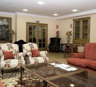 salón del hotel Abeiras Hotel